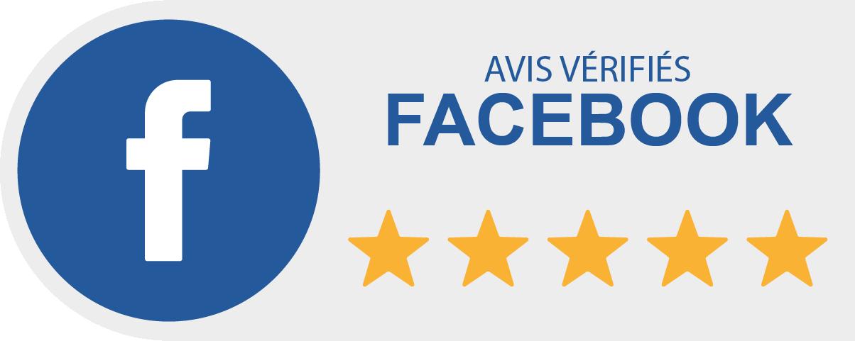 Nos avis client sur Facebook